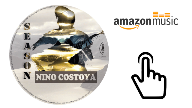 Amazon Music Plantilla