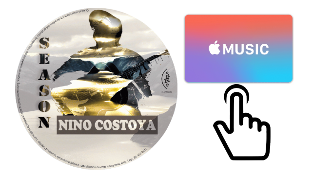 apple Music Plantilla